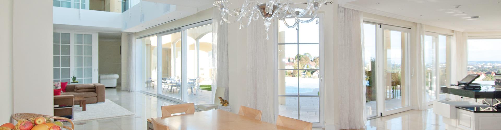 Internorm Fenster weiß