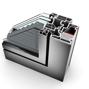 Internorm Kunststoff-Alu-Fenster KV440 homepure