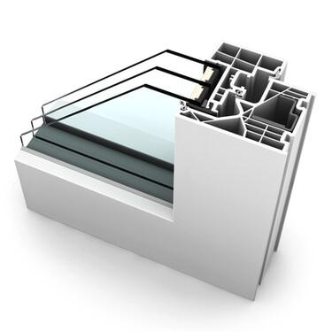 Internorm Kunststofffenster KF320