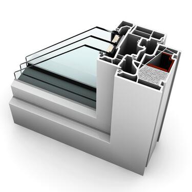 Internorm Kunststofffenster KF410