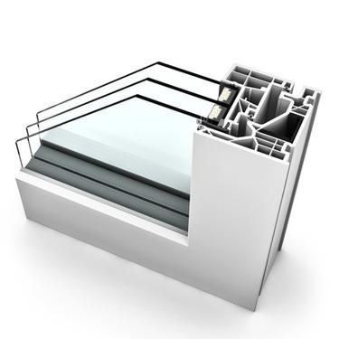Internorm Kunststofffenster KF520